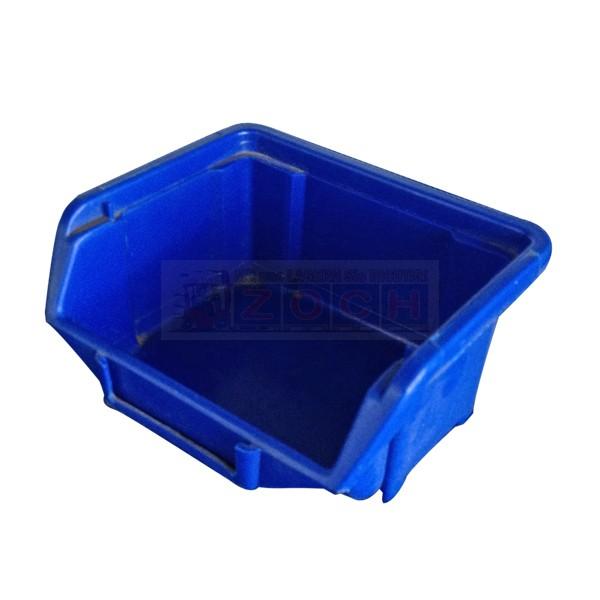 Ecobox 110 Blau - Sortierkasten Einzelansicht