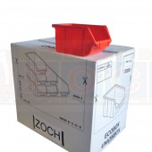 Ecobox 112 Rot - Komplettverkauf im Karton