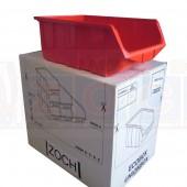 Ecobox 115 rot  - Komplettverkauf im Karton
